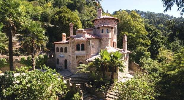 Vila Sassetti em Sintra regista milhares de visitantes