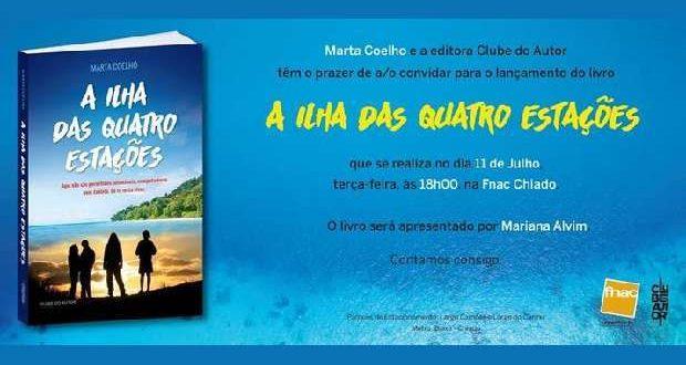 Marta Coelho apresenta A Ilha das Quatro Estações