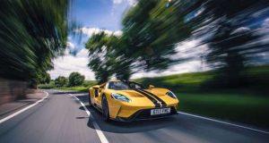 Novo Ford GT a experiência de competição na estrada