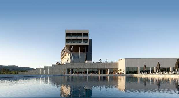 Hotel Casino de Chaves reabre o La Palette