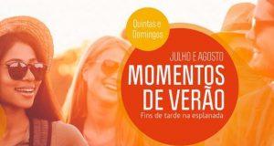"""""""Momentos de Verão"""" no Arena Shopping em Torres Vedras"""
