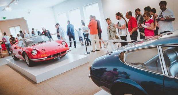 Ferrari: 70 anos de paixão no Museu do Caramulo
