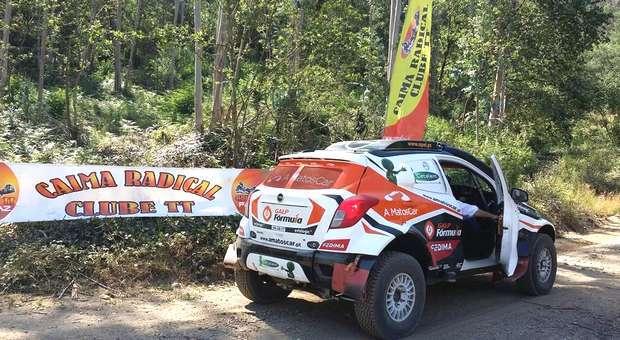 Nuno Matos foi o convidado especial do Azeméis Super TT