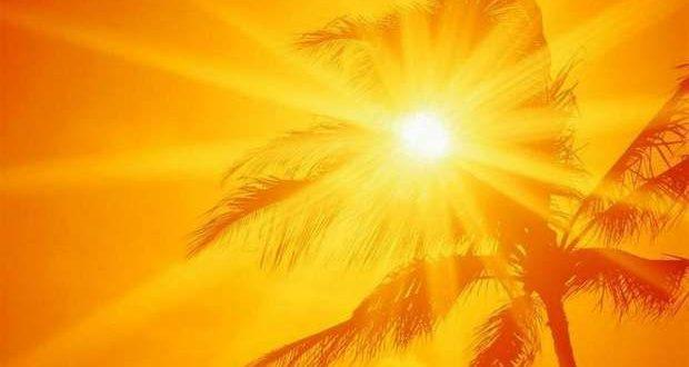 Alerta para riscos respiratórios com temperaturas elevadas
