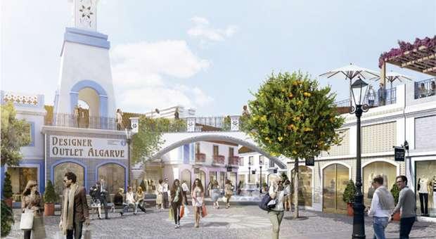 Designer Outlet Algarve abre no Outono em Loulé