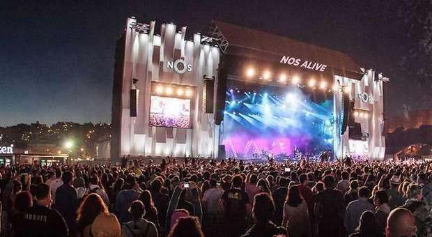 NOS Alive liderou o desempenho mediático em junho