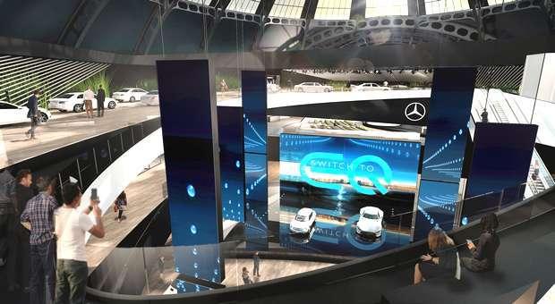 Novidades da Mercedes Benz no Salão Automóvel de Frankfurt