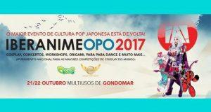 Evento de cultura pop japonesa no Multiusos de Gondomar
