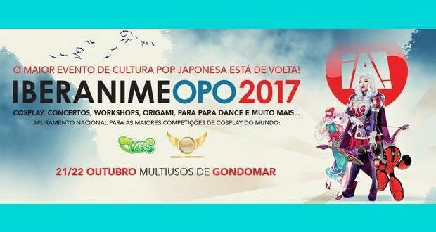 Evento de cultura pop japonesa no Multiusos de Gondomar
