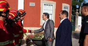 Secretário de Estado das Florestas reuniu com autarcas no Algarve