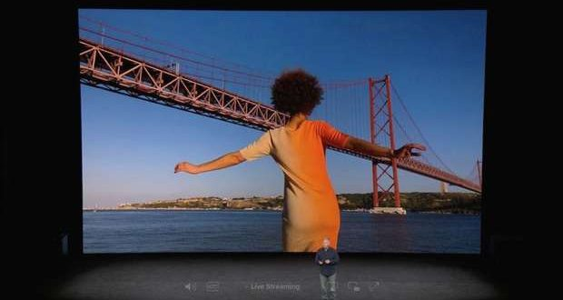 A Apple mostrou Lisboa na apresentação dos Iphones, 8, 8 Plus e X
