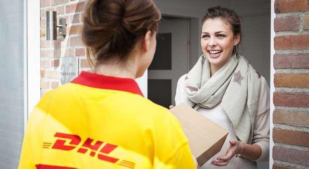 A DHL Parcel anuncia novo serviço para clientes particulares