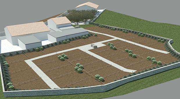Inauguração da Horta Comunitária do Fundo de Vila na Maia