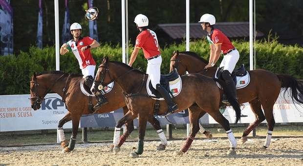 Campeonato Europeu de Horseball em Beja