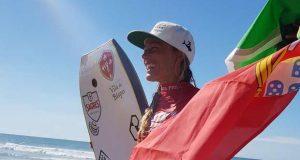 Joana Schenker sagra-se campeã do Sintra Portugal Pro