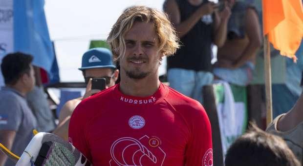 Nicolau Von Rupp foi 3º no Siargao Cloud 9 Surfing Cup