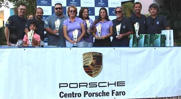 Roger Brandão venceu o Torneio de Golfe Hilton Vilamoura