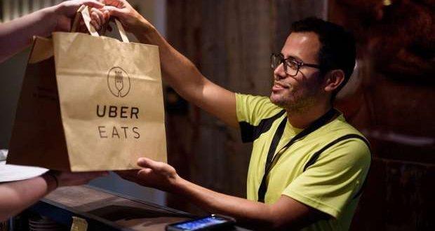 A UberEATS vai entregar refeições ao domicílio