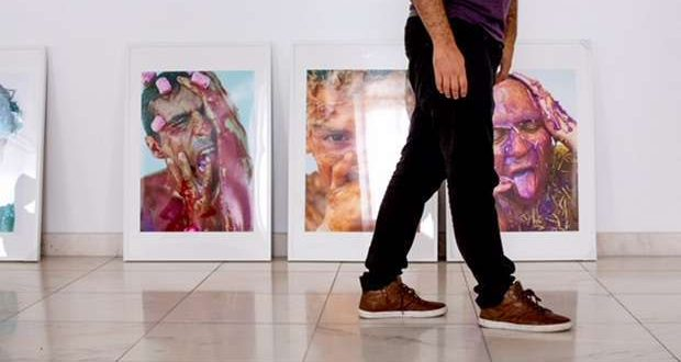 Bruno Saavedra expõe FLAVORS na Galeria Estoril
