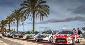 Rallye Casinos do Algarve European Rally Trophy 2017
