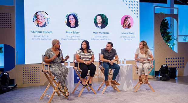 Facebook anuncia a Communities Summit 2018 em Londres