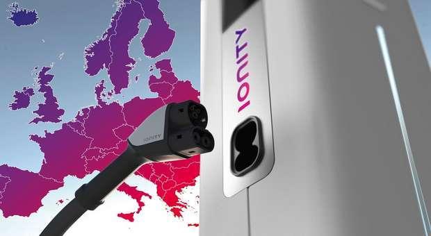 IONITY vai assegurar a mobilidade elétrica na Europa