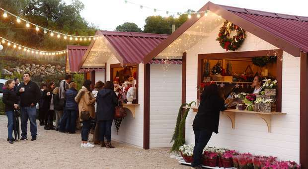 VILA VITA Christmas Market em Porches no Algarve