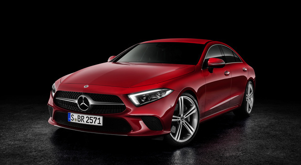O novo Mercedes-Benz CLS já chegou ao mercado