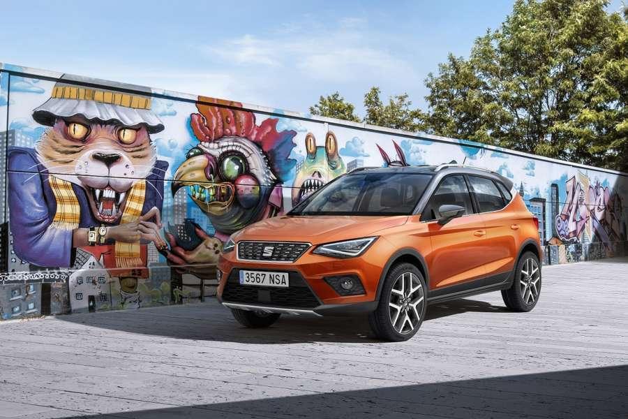 Arona o novo Suv compacto da SEAT lançado em campanha multimeios