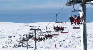 Facilitado o acesso às pistas de Ski na Serra da Estrela