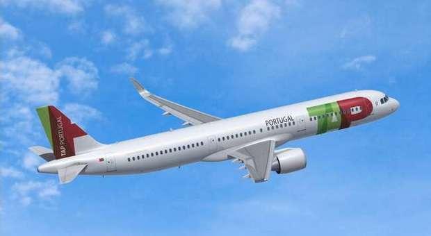 A TAP apoio o setor do calçado com voos Porto Milão