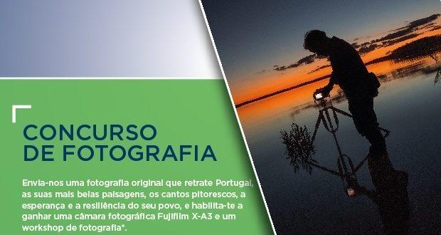 """Concurso de Fotografia """"Revelar Portugal Sem Dor"""""""