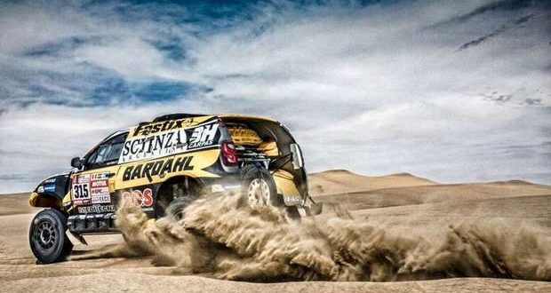 Carlos Sousa com boa prestação na 2ª etapa do Dakar 2018