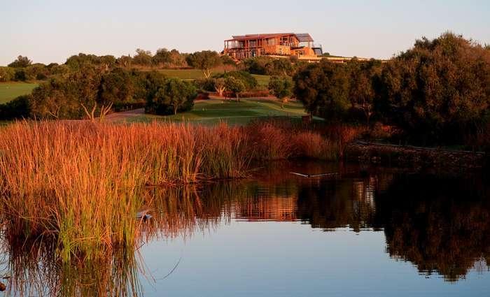 Celebrar o S. Valentim no Gecko Bistro do Espiche Golf