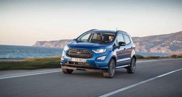 Prateleira Ninho de Abelha no novo Ford EcoSport