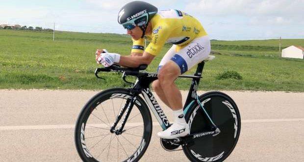 Contra Relógio Volta ao Algarve em Bicicleta em Lagoa