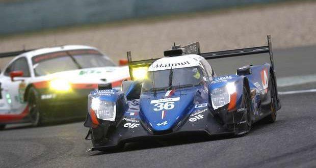 Alpine Matmut no Campeonato do Mundo FIA WEC