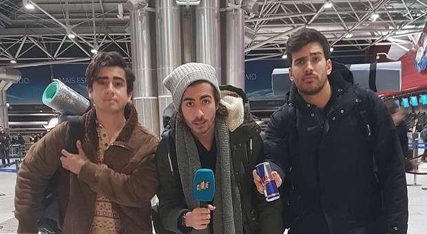 Equipa da Rádio Cidade aceitaram desafio Red Bull