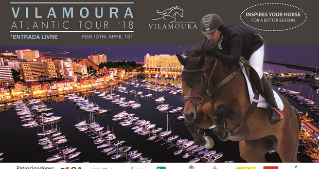 Vilamoura Atlantic Tour no Vilamoura Equestrian Centre