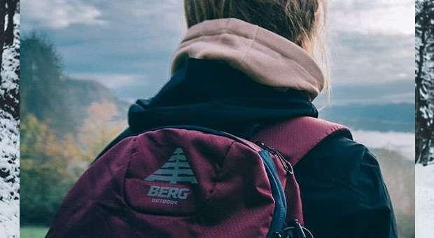 Berg Outdoor na feira de inverno Sport-Achat 2018