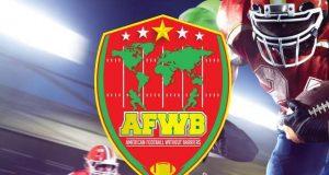 Estrelas do Futebol Americano Training Camp da AFWB no Algarve