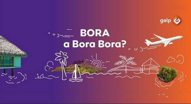 BORA a Bora Bora da GALP dirigido aos jovens