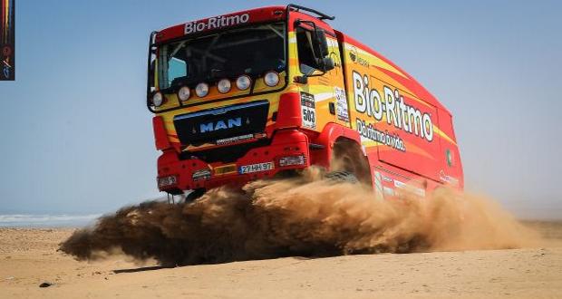 Elisabete Jacinto no 10º Morocco Desert Challenge