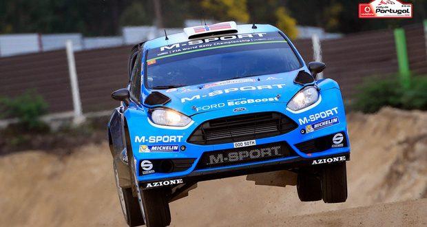 Hyundai e Ford já treinam o Rally de Portugal