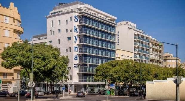Skyna Hotel Lisboa é hotel Rock in Rio