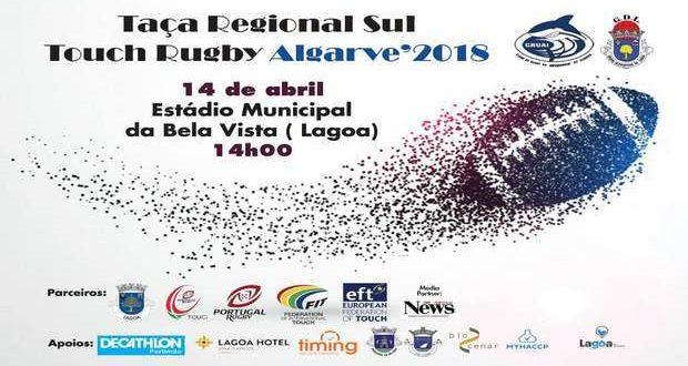 Taça Regional de Sul Touch Rugby Algarve 2018
