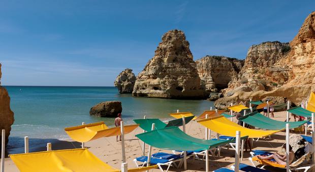 Época balnear abre na terça feira em Lagoa no Algarve