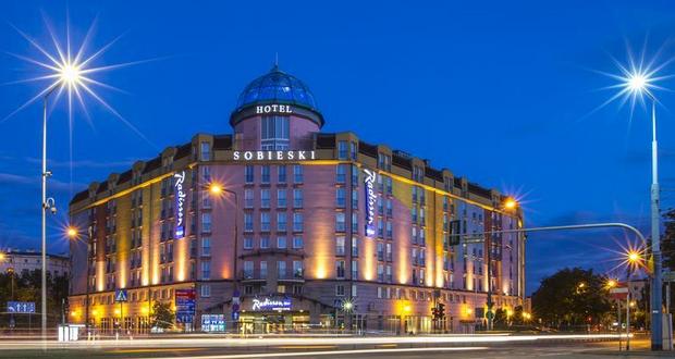 Hotéis Radisson em parceria com a Accenture Interactive