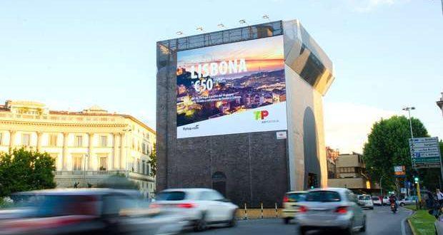 A TAP inaugurou rota para Florença em Itália