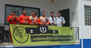 Paulo Santos e Luis Santos venceram o Rali de Loulé